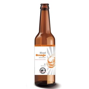 Hammond River Blood Orange Hefeweizen 500ml