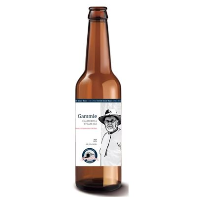 Hammond River Gammie California Steam Ale 500ml
