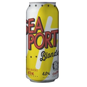 Garrison Seaport Blonde 473ml