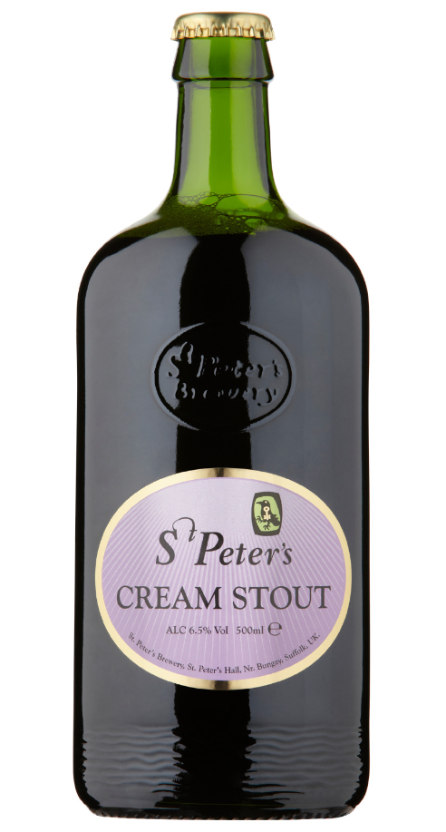 St Peters Cream Stout 500ml