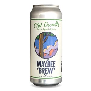 Maybee Old Growth Extra Special Bitter 473ml