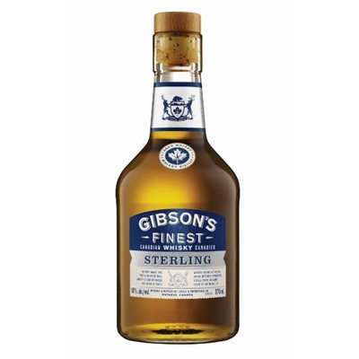 Gibsons Finest Sterling 375ml