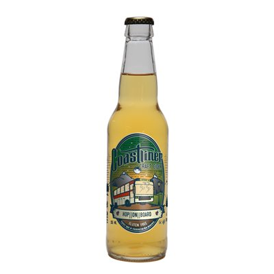 Coastliner Craft Cider Hop On Board 355ml