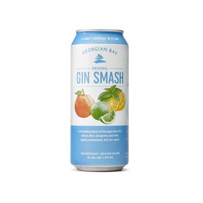 Georgian Bay Gin Smash 473ml