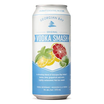 Georgian Bay Vodka Smash 473ml