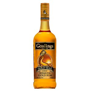 Goslings Gold Seal Rum 750ml