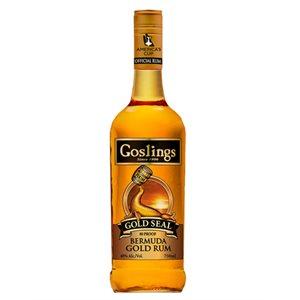 Goslings Gold Seal Rum 750ml