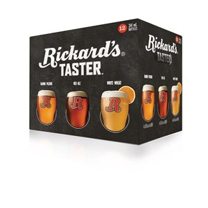Rickards Taster Pack 12 B