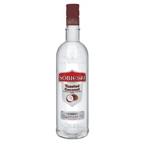 Sobieski Toasted Coconut 750ml