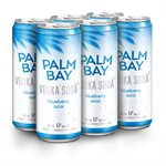 Palm Bay Vodka Soda Blueberry Acai 6 C