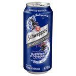 Schweppes Blueberry & Elderberry Cocktail 473ml