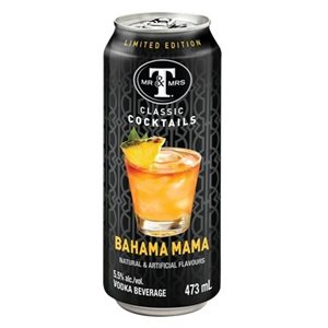 Mr & Mrs T's Bahama Mama 473ml