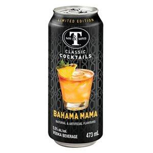 Mr & Mrs T's Bahama Mama 473ml