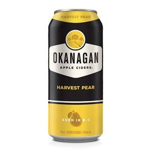Okanagan Premium Cider Harvest Pear 473ml