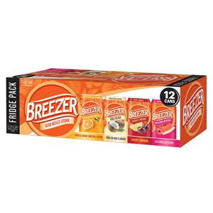 Breezer Fridge Pack 12 C