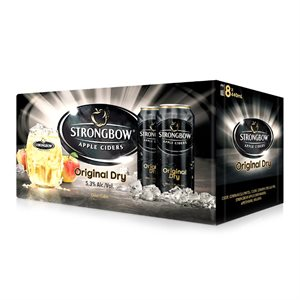 Strongbow Dry 8 C