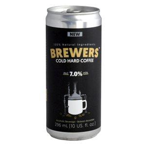 Brewers Cold Hard Coffee 296ml