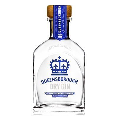 Queensborough Dry Gin 750ml