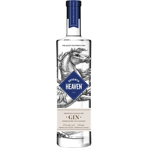 Seventh Heaven Gin 750ml
