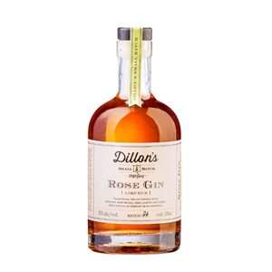 Dillons Rose Gin 375ml