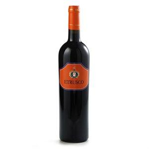 Etrusco Rosso Toscana Super Tuscan IGT 750ml