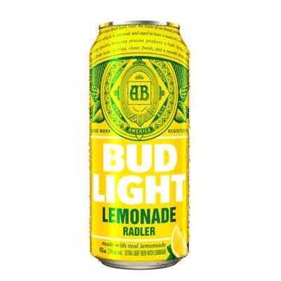 Bud Light Lemon Radler 473ml