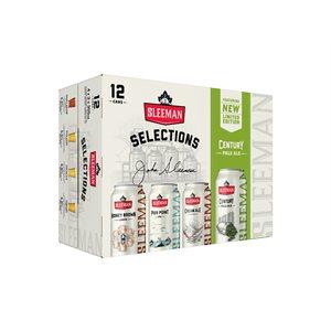 Sleeman Fireside Favorites 12 C