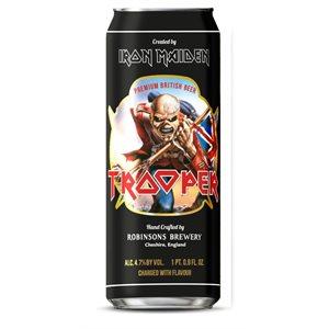 Robinsons Brewery Iron Maiden Trooper 500ml