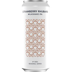 Moosehead Small Batch Strawberry Rhubarb Milkshake IPA 473ml