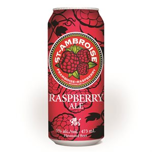 St Ambroise Raspberry Ale 473ml