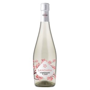 Sandara Chardonnay Sake Frizzante 375ml