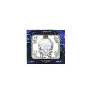 Crystal Head Vodka Gift Pack 750ml