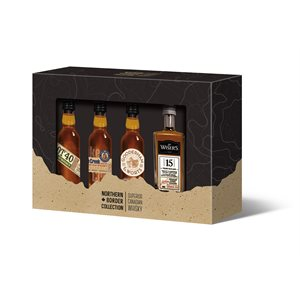 Northern Border Collection Gift Pack 4 x 50ml
