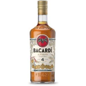 Bacardi Anejo 4 YO 750ml