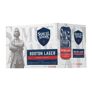 Samuel Adams Boston Lager 6 C