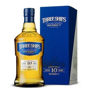Three Ships 10 YO 750ml