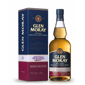 Glen Moray Speyside Sherry Cask Finish Single Malt 700ml