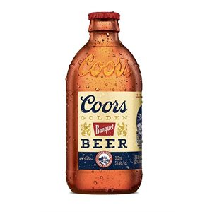 Coors Banquet Stubby 355ml