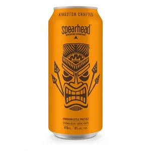 Spearhead Hawaiian Style Pale Ale 473ml