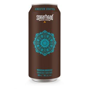 Spearhead Moroccan Brown Ale 473ml