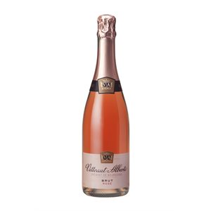 Vitteaut Alberti Cremant De Bourgogne Rose Brut 750ml
