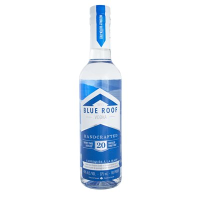 Blue Roof Handcrafted Vodka 375ml