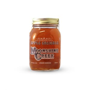 Moonshine Creek Apple Crumble 500ml