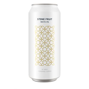 Moosehead Small Batch Stone Fruit White IPA 473ml