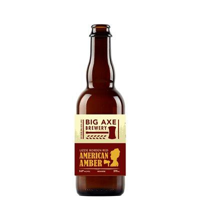 Big Axe Lizzy Borden Red 375ml