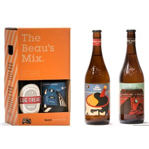 Beaus Fall Mix Pack 4 x 600ml