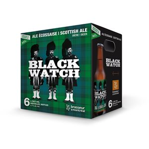 Brasseur De Montreal Black Watch 6 B
