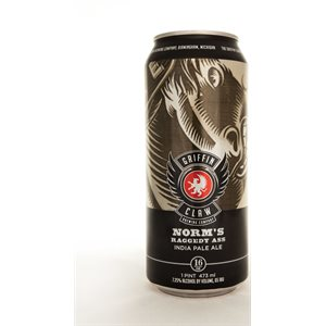 Griffin Claw Norms Raggedy Ass IPA 473ml