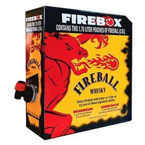 Fireball Firebox 3500ml