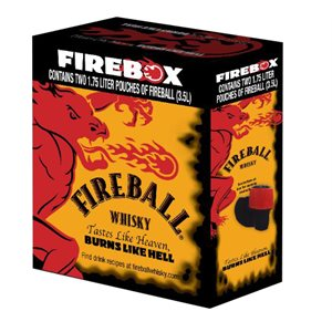 Fireball Firebox 3500ml